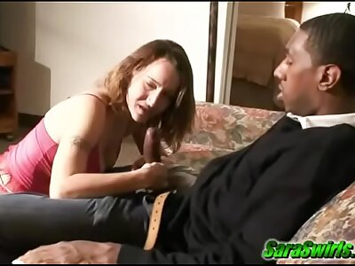 peppery head pawg cheats atop cuck with 10 inch bbc increased by gives much humiliation increased by torment wide cuckold