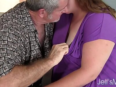 BBW Scarlet gets fucked good