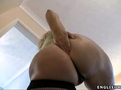 broad in the beam nuisance milf creams not far from butt